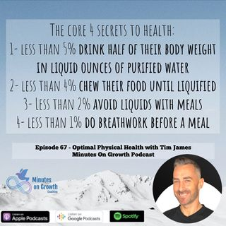 Optimal Physical Health with Tim James