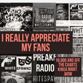 Episode 181 - Whitespawnz HIP-HOP FREESTYLE
