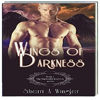 Wings Of Darkness By Sherri A. Wingler Narrated By Angel Clark & Gregory Salinas
