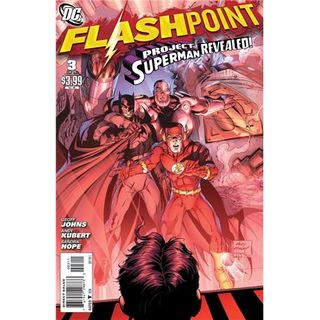 "Source Material #120 - ""Flashpoint"" (DC) (2011)"