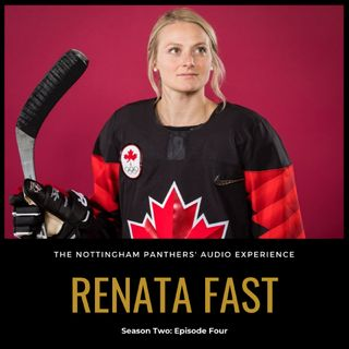 Renata Fast on The Nottingham Panthers' Audio Experience | Season Two: Episode Four