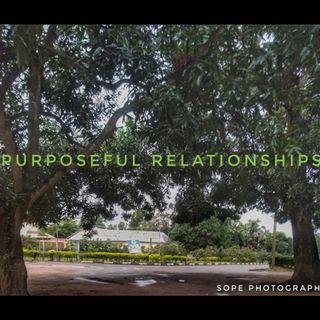Episode 7 - Purposeful Relationships
