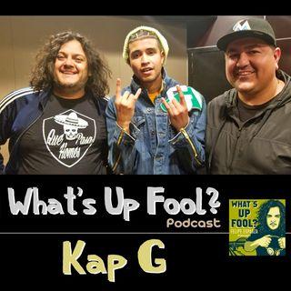 Ep 189 - Kap G (Bonus episode!)