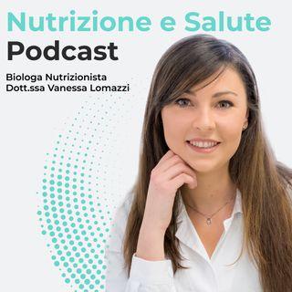 06 - Attività fisica e alimentazione per il controllo del peso corporeo e una vita sana