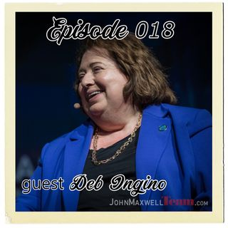 The Cannoli Coach: Learn and Leverage Your Strengths w/Deb Ingino | Episode 018