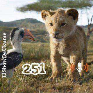 El rey león | ElShowDeUkume 251