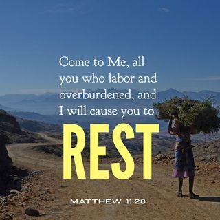 Prayer to Overcome Burdens Trusting In God.