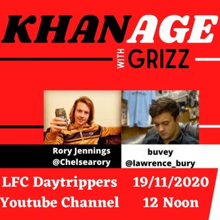 Khanage | Buvey & Rory