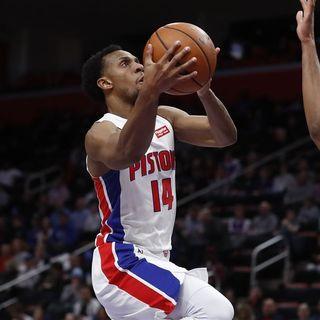 Pistons Resurgence, Lions War Room Veto, Michigan-MSU Significance, & LeBron Passes MJ