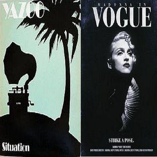 Yazoo vs Madonna - Situation Vogue