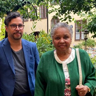 Gloria Ray Karlmark – om historiska Little Rock Nine