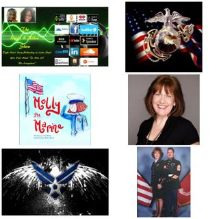 The Kevin & Nikee Show - Pat Bartleson White - #1 Best Selling Author and Actress