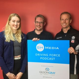GH Media Driving Force Podcast - Episode 2