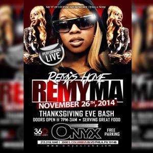REMY MA LIVE CLUB ONYX