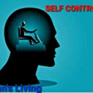 Self CONTROL * Eden's Living ~ CHRISTIAN MIX 106