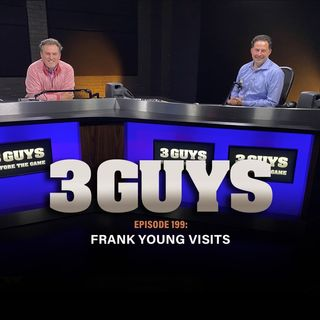 Frank Young visits Tony Caridi and Brad How