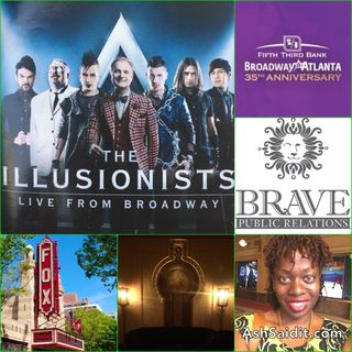 Ash talks The Illusionists at The Fabulous Fox