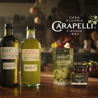 Carapelli: come vanno le vendite di olio Evo nel mercato italiano
