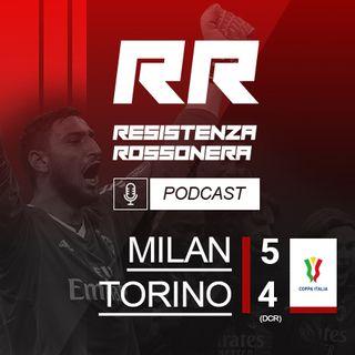 S02 - E27 - Milan - Torino 5-4 (dcr), 12/01/2021