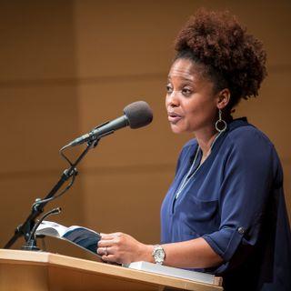 US Poet Laureate Tracy K. Smith