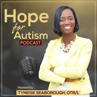 Episode 11: Autism A Dad's Journey - Luis Bayardo