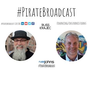 Catch Russ Krajec on the PirateBroadcast