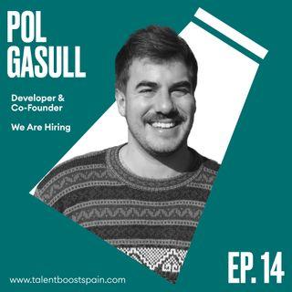 Episodio 14: Los empleos que vendrán. Nuevos enfoques de recruitment con Pol Gasull.