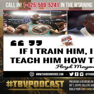 "☎️Floyd Mayweather On Wilder vs Fury 3 ""If I Train Him I Can Teach Him How To Win""😱"