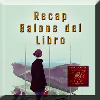 Recap Salone del Libro (e evento Audible su Harry Potter)