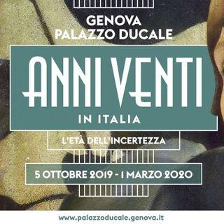 """Matteo Fochessati """"Anni Venti in Italia"""""""