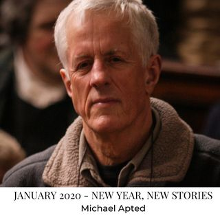 Creative Interview with Director Michael Apted. New Year, New Stories. January 2020