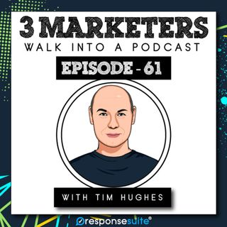 061: How To Leverage Your Personal Brand In Business [Tim Hughes]