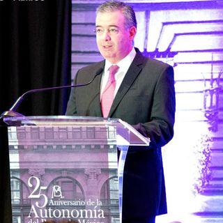 Banxico asegura que Plan Nacional de Infraestructura reactivará economía
