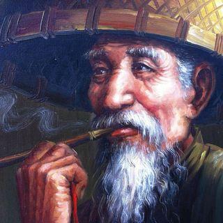 40. Il Vecchio che Mosse le Montagne - Fiaba Cinese