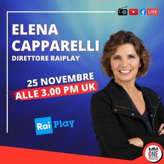 Elena Capparelli: I grandi successi di RAIPLAY