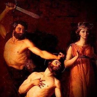 Martirio de San Juan Bautista