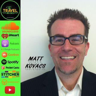 Matt Kovacs | public relations expertise for his clients