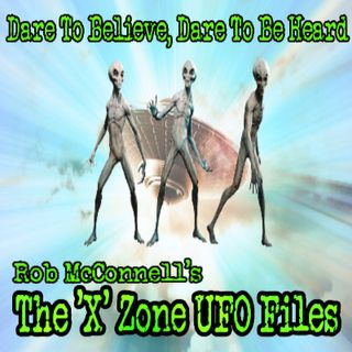 The 'X' Zone UFO Files