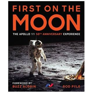 Rod Pyle Releases First On The Moon