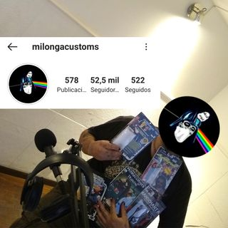 Entrevista a Rocko de Milonga Customs