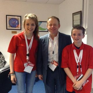 An Interview with the Irish Junior Minister for Education and Skills #ictedu