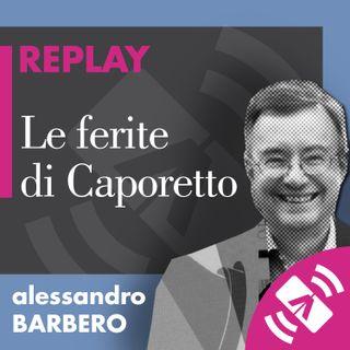 """19 > Alessandro BARBERO """"Le ferite di Caporetto"""""""