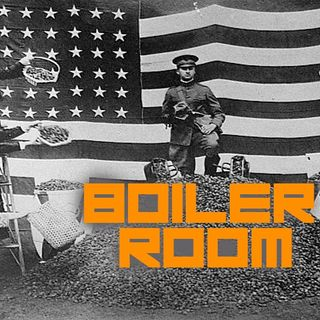 ACR Boiler Room EP #25 - Washing off Sept. Psyops