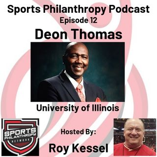 EP12: Deon Thomas, University of Illinois System