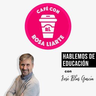 """17. José Blas García - """"Tenemos que lograr que los centros sean extraordinarios"""""""