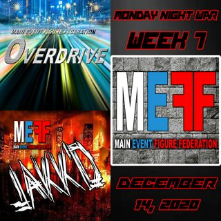MEFF - Jakk'd and Overdrive - December 14, 2020