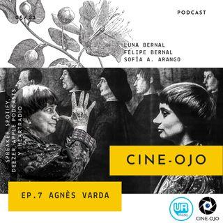 Ep. 7 Agnès Varda