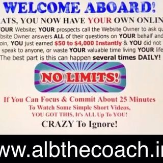 Part 1 - Take Action home based business opportunity - AL b The Coach