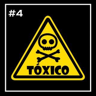 #4 A Toxicidade Nerd