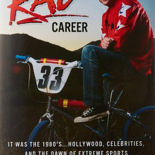 """Actor Bill Allen talks about his book """"My RAD Career"""" on The Mike Wagner Show!"""